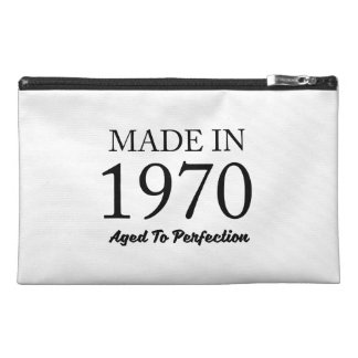 Made In 1970 Travel Accessory Bag