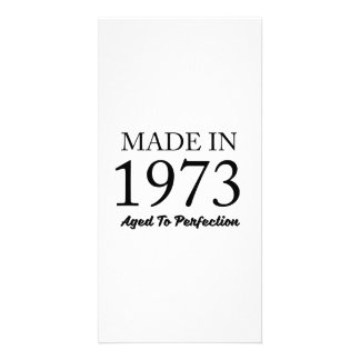 Made In 1973 Card