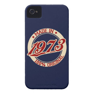 Made In 1973 iPhone 4 Cases