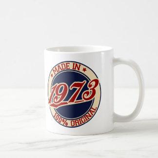 Made In 1973 Coffee Mug