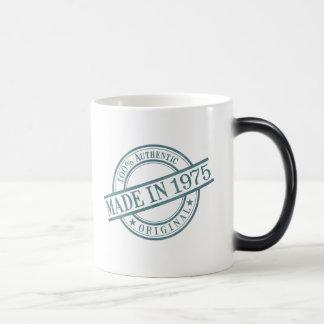 Made in 1975 magic mug