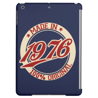 Made In 1976 Case For iPad Air