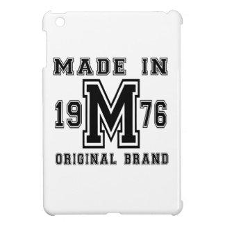 MADE IN 1976 ORIGINAL BRAND BIRTHDAY DESIGNS CASE FOR THE iPad MINI