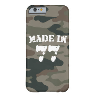 Made In 1977 iPhone 6/6s Barely There iPhone 6 Case