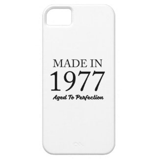 Made In 1977 iPhone SE/5/5s Case