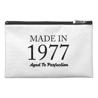 Made In 1977 Travel Accessory Bag