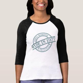Made in 1977 Women's Long Sleeve T-Shirt