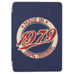 Made In 1979 iPad Air Cover