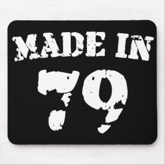 Made In 1979 Mouse Pad