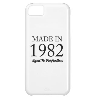 Made In 1982 Case For iPhone 5C