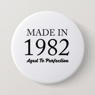 Made In 1982 Pinback Button