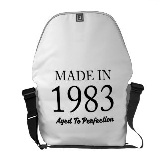 Made In 1983 Messenger Bag