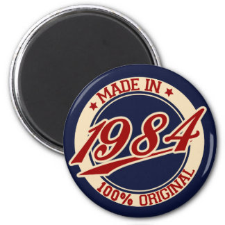 Made In 1984 Magnets