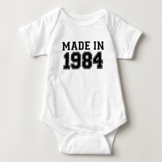 MADE IN 1984.png Baby Bodysuit
