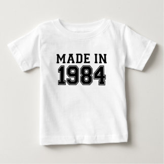 MADE IN 1984.png Baby T-Shirt