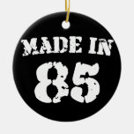 Made In 1985 Christmas Ornaments