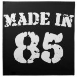 Made In 1985 Cloth Napkins