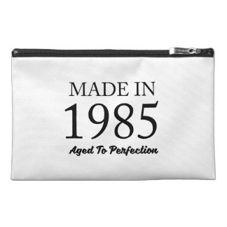 Made In 1985 Travel Accessory Bag