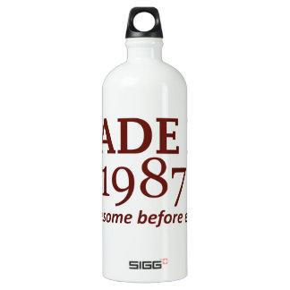 Made in 1987 SIGG traveler 1.0L water bottle