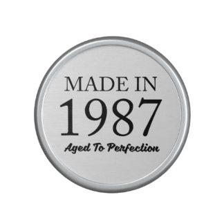 Made In 1987 Speaker