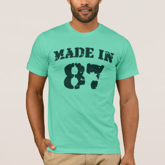 Made In 1987 T-Shirt