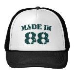 Made In 1988 Trucker Hat