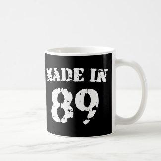 Made In 1989 Coffee Mug