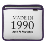 Made In 1990 iPad Sleeve