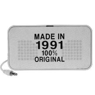 Made In 1991 Mini Speaker