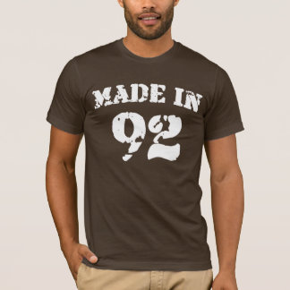 Made In 1992 Shirt