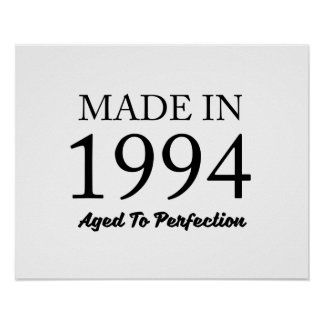 Made In 1994 Poster