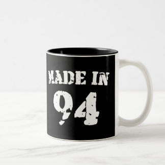 Made In 1994 Two-Tone Coffee Mug