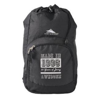 Made in 1996 high sierra backpack