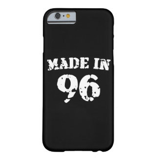 Made In 1996 iPhone 6/6s Barely There iPhone 6 Case