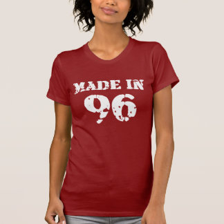 Made In 1996 Shirt