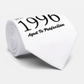 Made In 1996 Tie