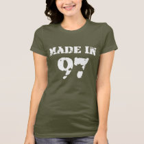 Made In 1997 Shirt