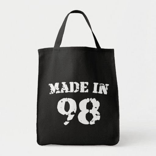 Made In 1998 Bags