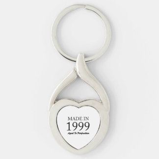 Made In 1999 Keychain