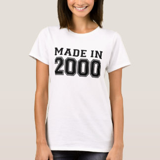 MADE IN 2000.png T-Shirt