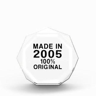 Made In 2005 Award