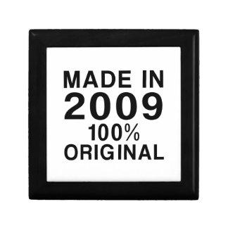 Made In 2009 Jewelry Box