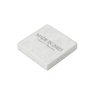 Made in 2023 stone magnet