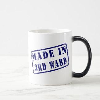 Made in 3rd Ward Magic Mug