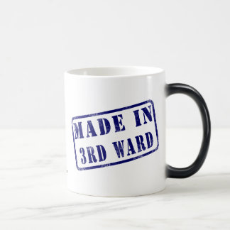 Made in 3rd Ward Coffee Mugs