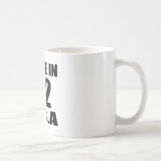 MADE IN 42 U.S.A BIRTHDAY DESIGNS COFFEE MUG