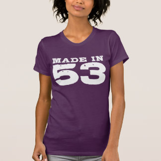 Made In 53 T Shirt