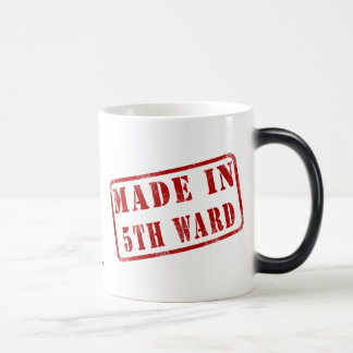 Made in 5th Ward Mugs