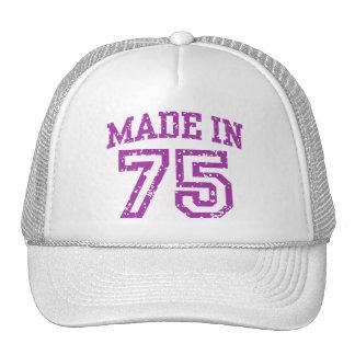 Made In 75 Trucker Hat