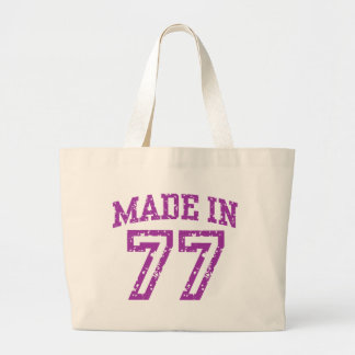 Made in 77 bag